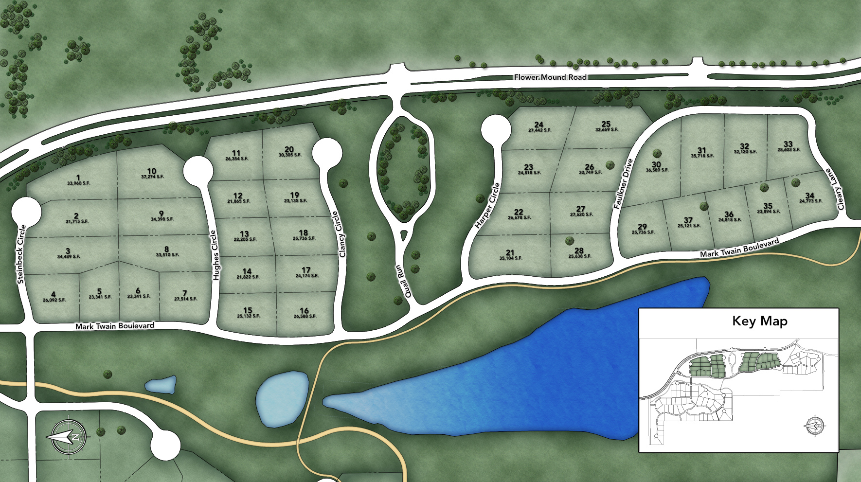 New Luxury Homes For Sale in Flower Mound TX