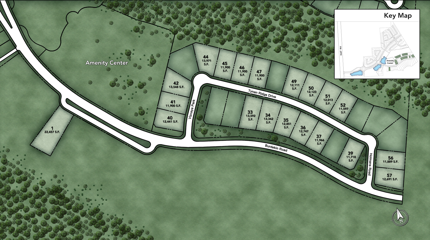 NorthGrove - Estate Collection Site Plan II