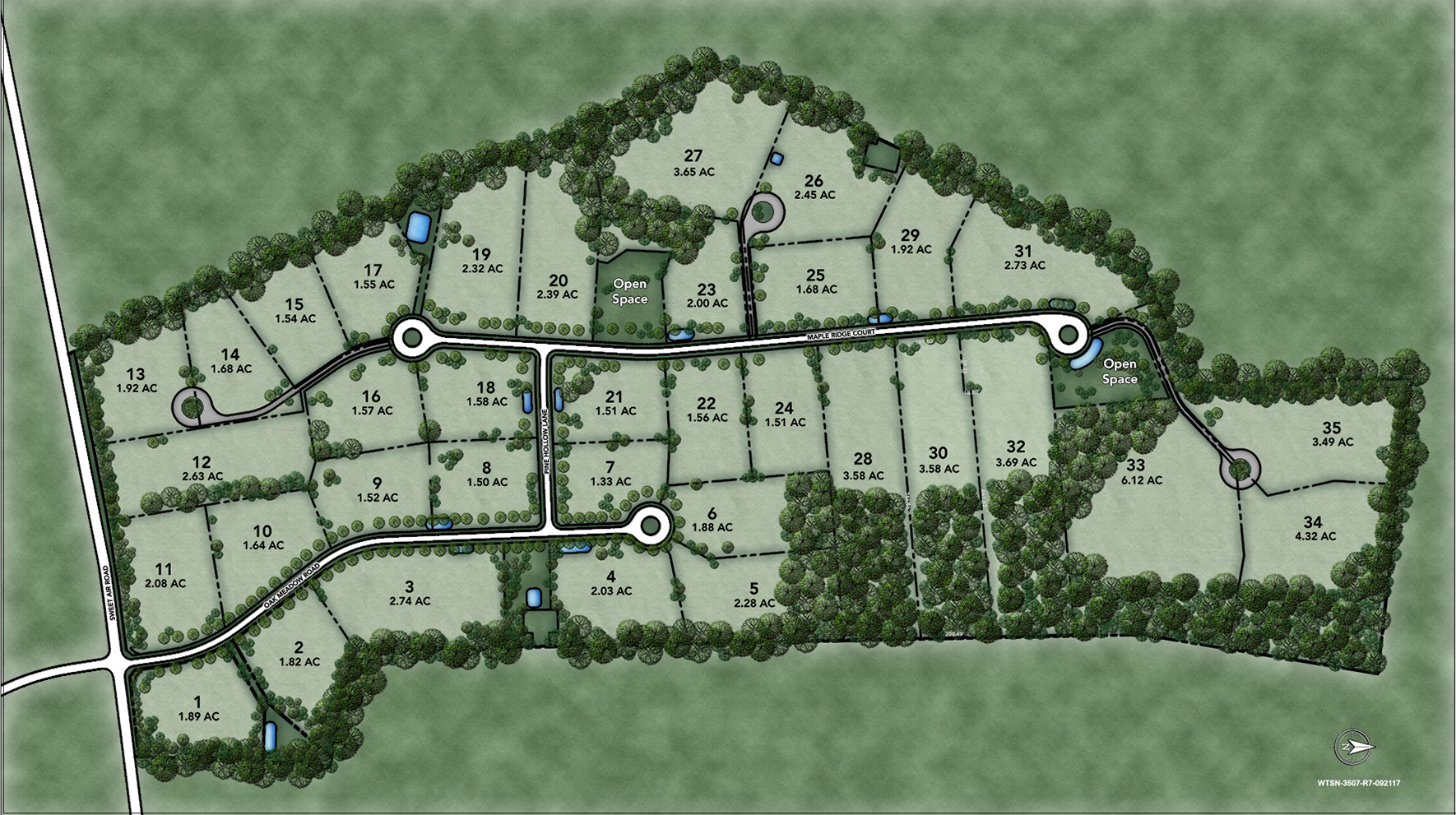 Weatherstone Site Plan