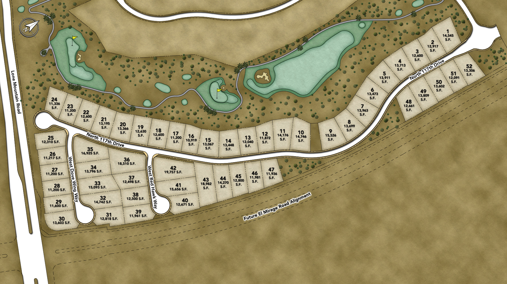 Toll Brothers at Blackstone Site Plan