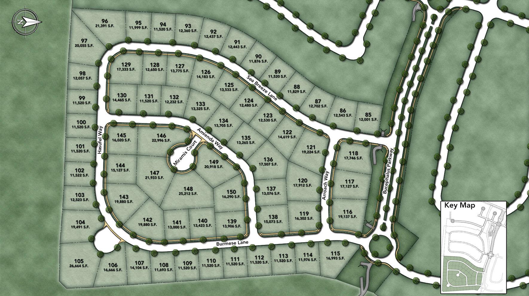 Estates at Saddle Ridge Site Plan 3