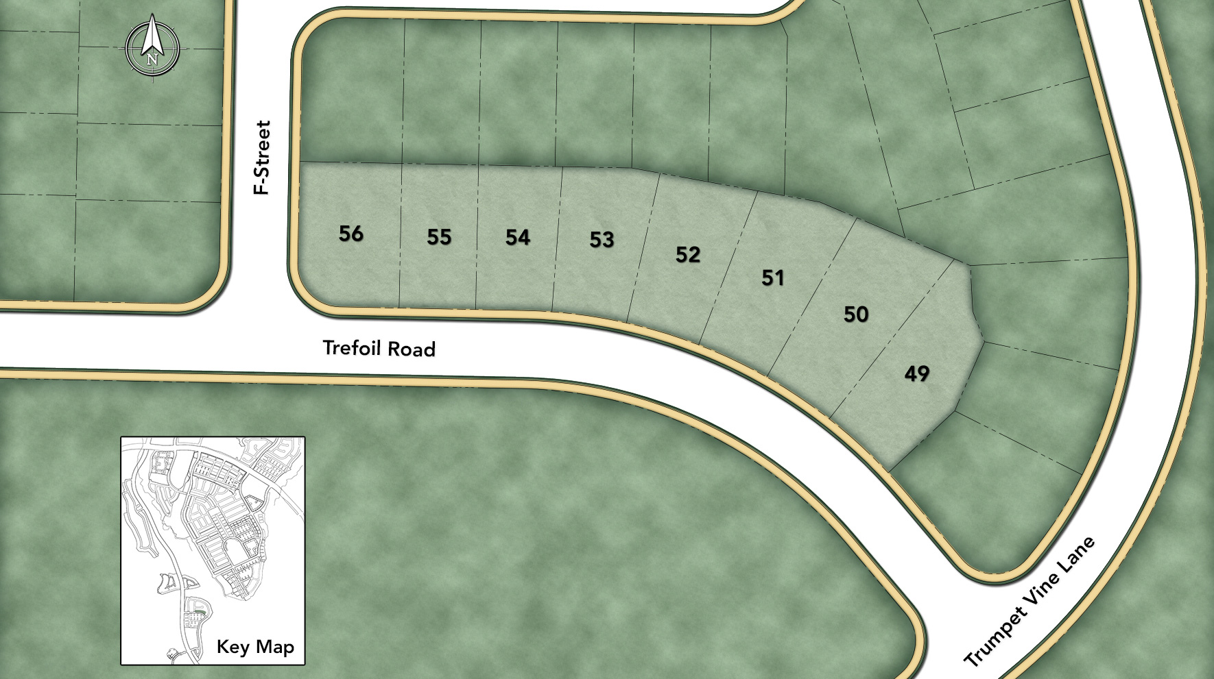 Serena at Gale Ranch Site Plan II