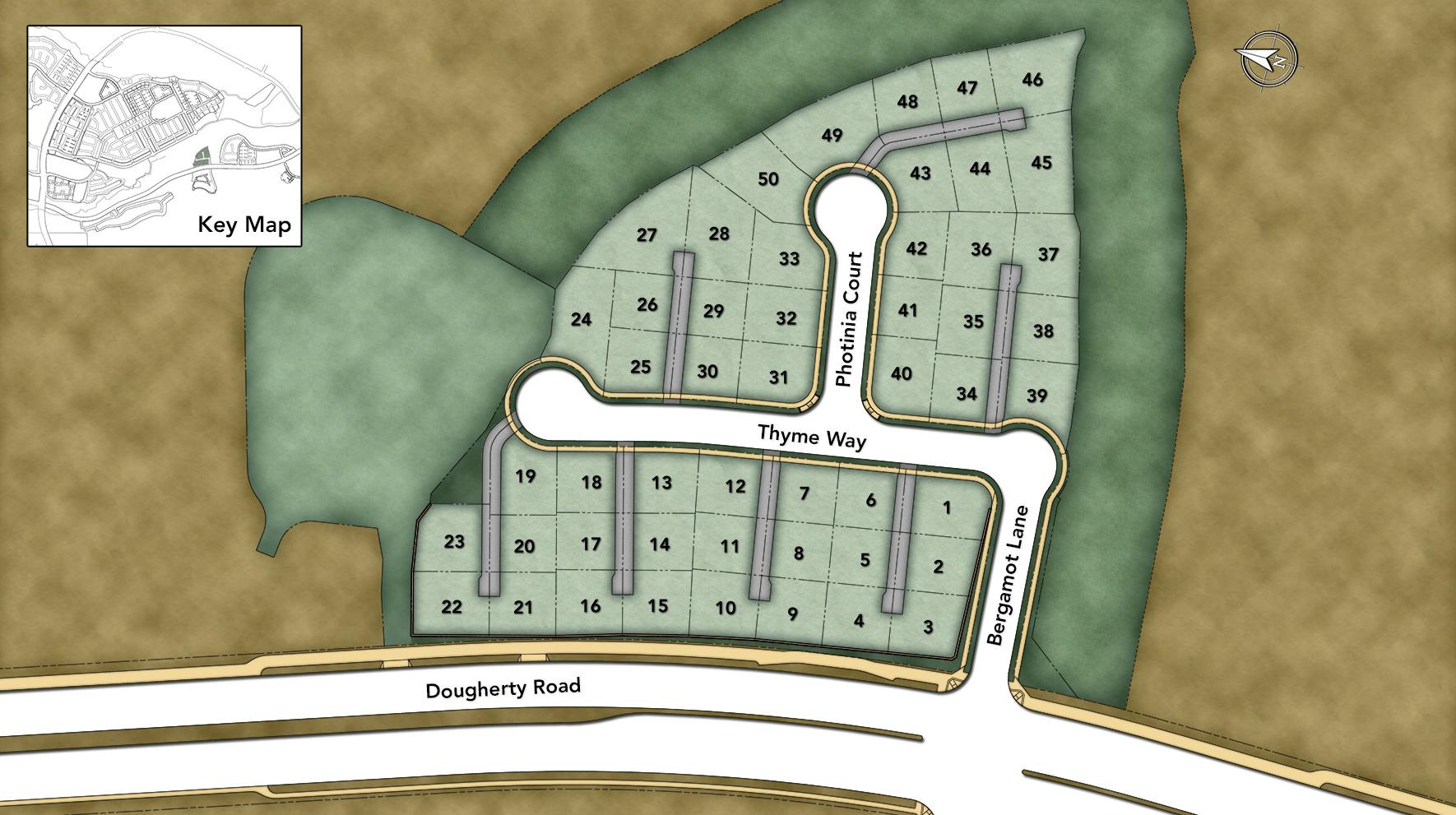 Lexington at Gale Ranch Site Plan I