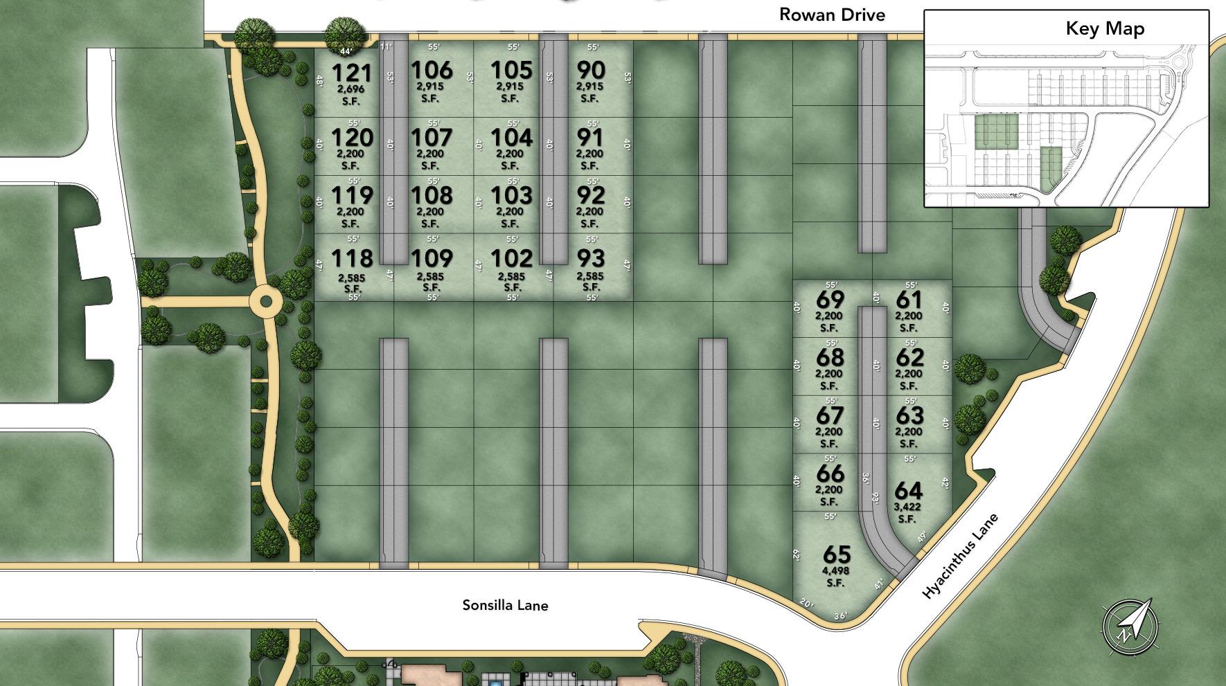 Posante at Gale Ranch Site Plan II