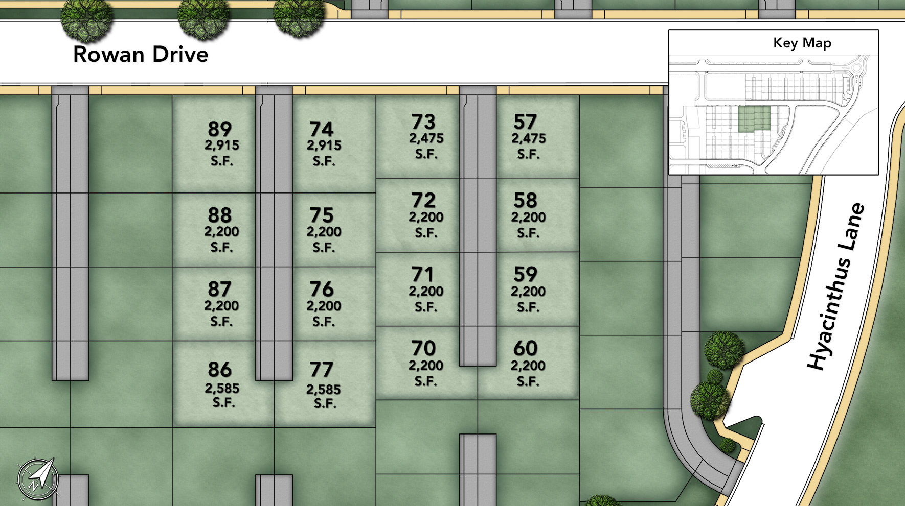 Posante at Gale Ranch Site Plan III