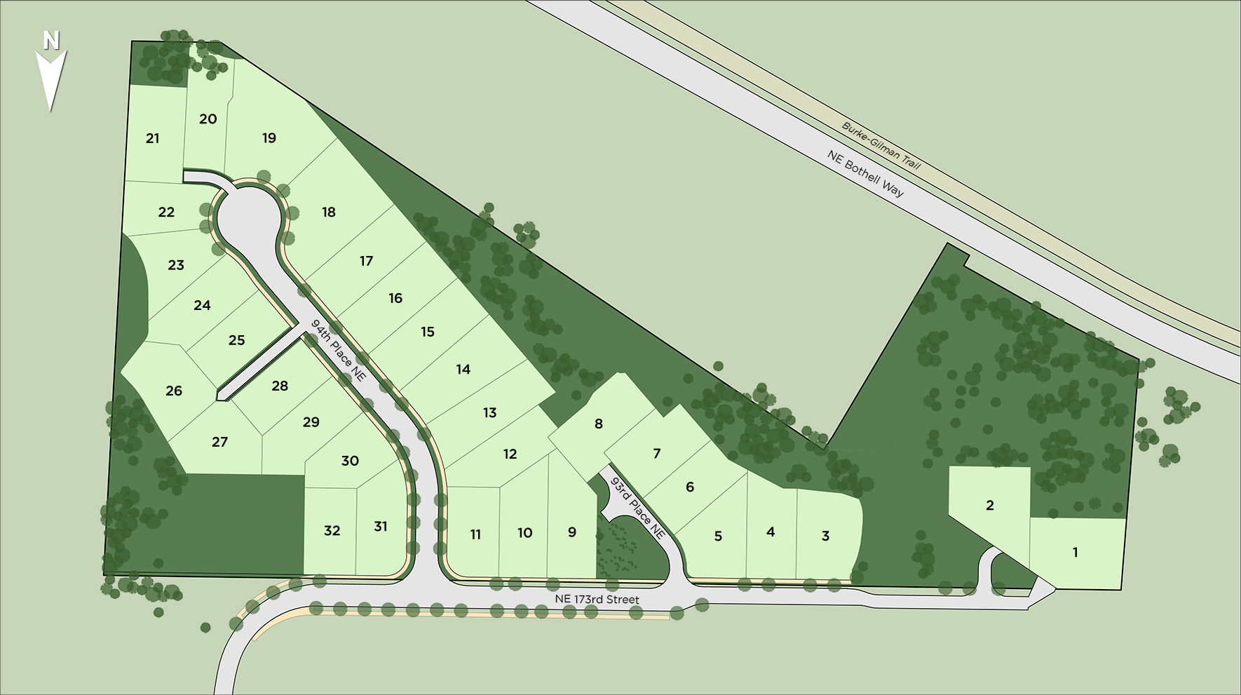 Talon Ridge Overall Site Plan