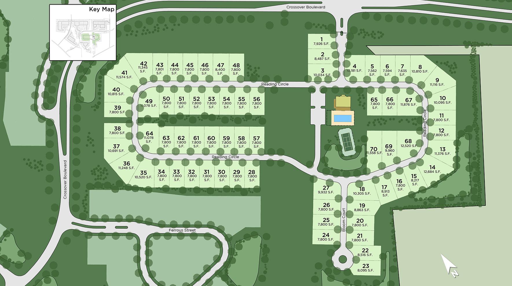 Regency at Kimberton Glen Site Plan I