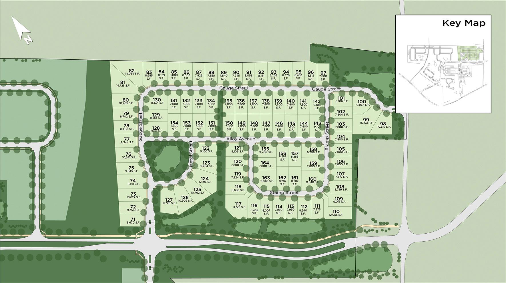 Regency at Kimberton Glen Site Plan II