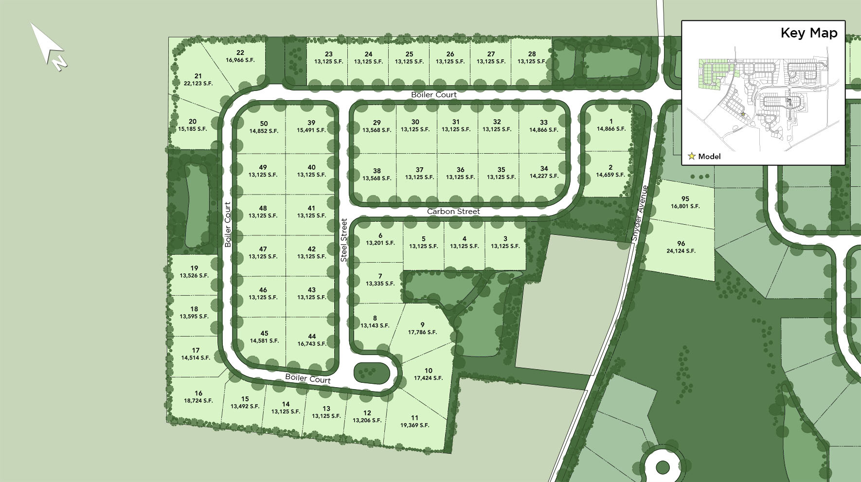 Preserve at Kimberton Glen Site Plan II