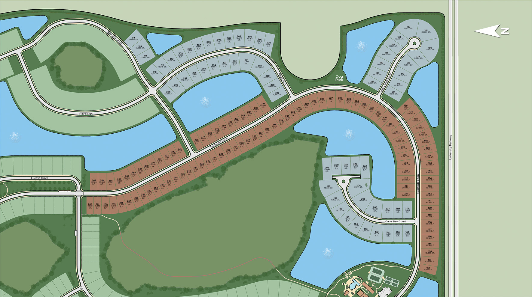 The Isles at Lakewood Ranch - Captiva Collection Site Plan II