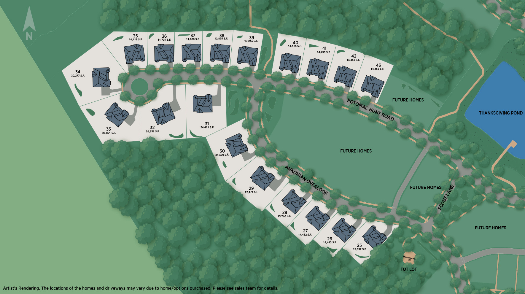 Mt. Prospect - The Windmill Collection Site Plan