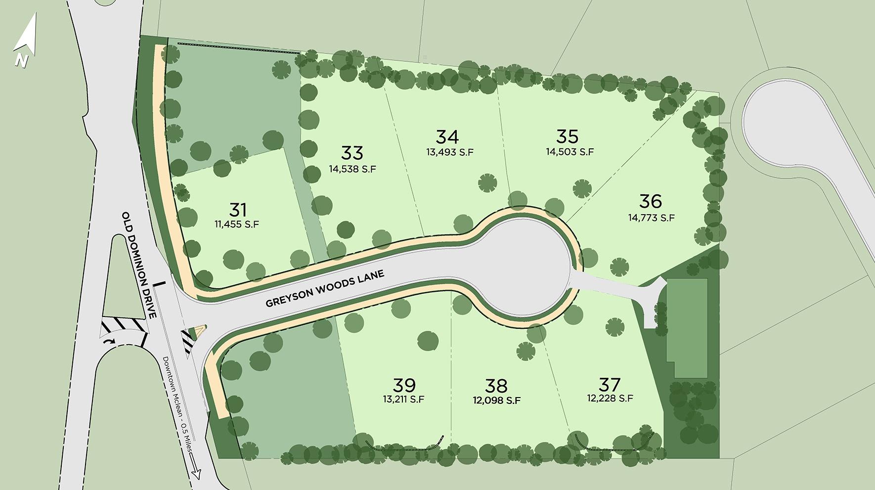 Mehr Farm Site Plan