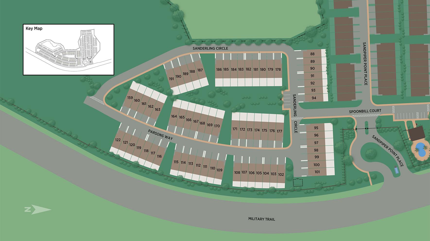Sandpiper Pointe at Deerfield Beach Phase 2 Site Plan