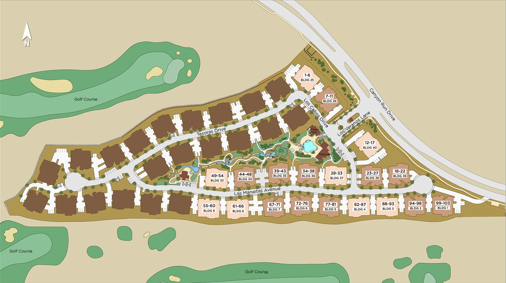 Mira Villa 2D Site Plan