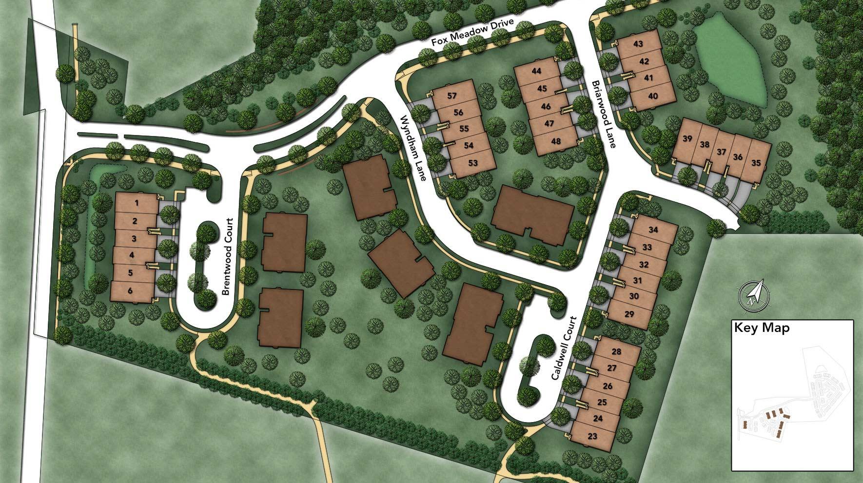 Walnut Creek at Montgomeryville Site Plan