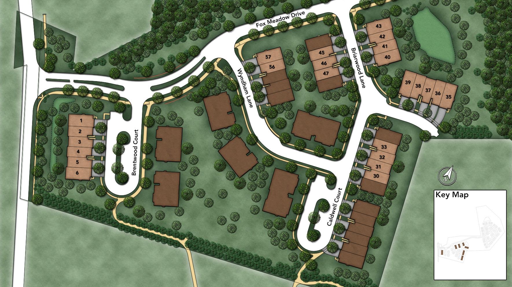 Walnut Creek at Montgomeryville Site Plan I