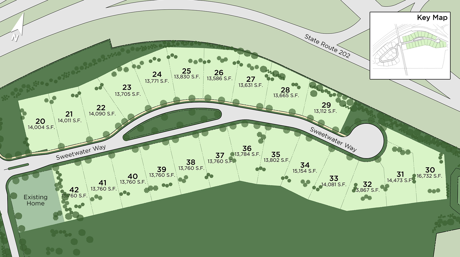 Great Valley Crossing Site Plan