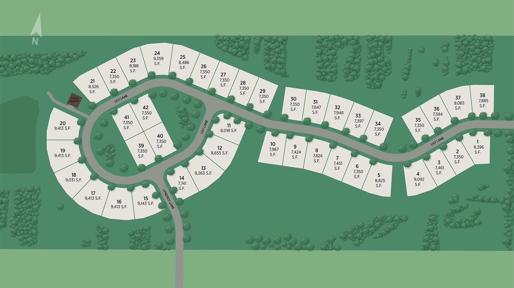 Unionville Walk Site Plan