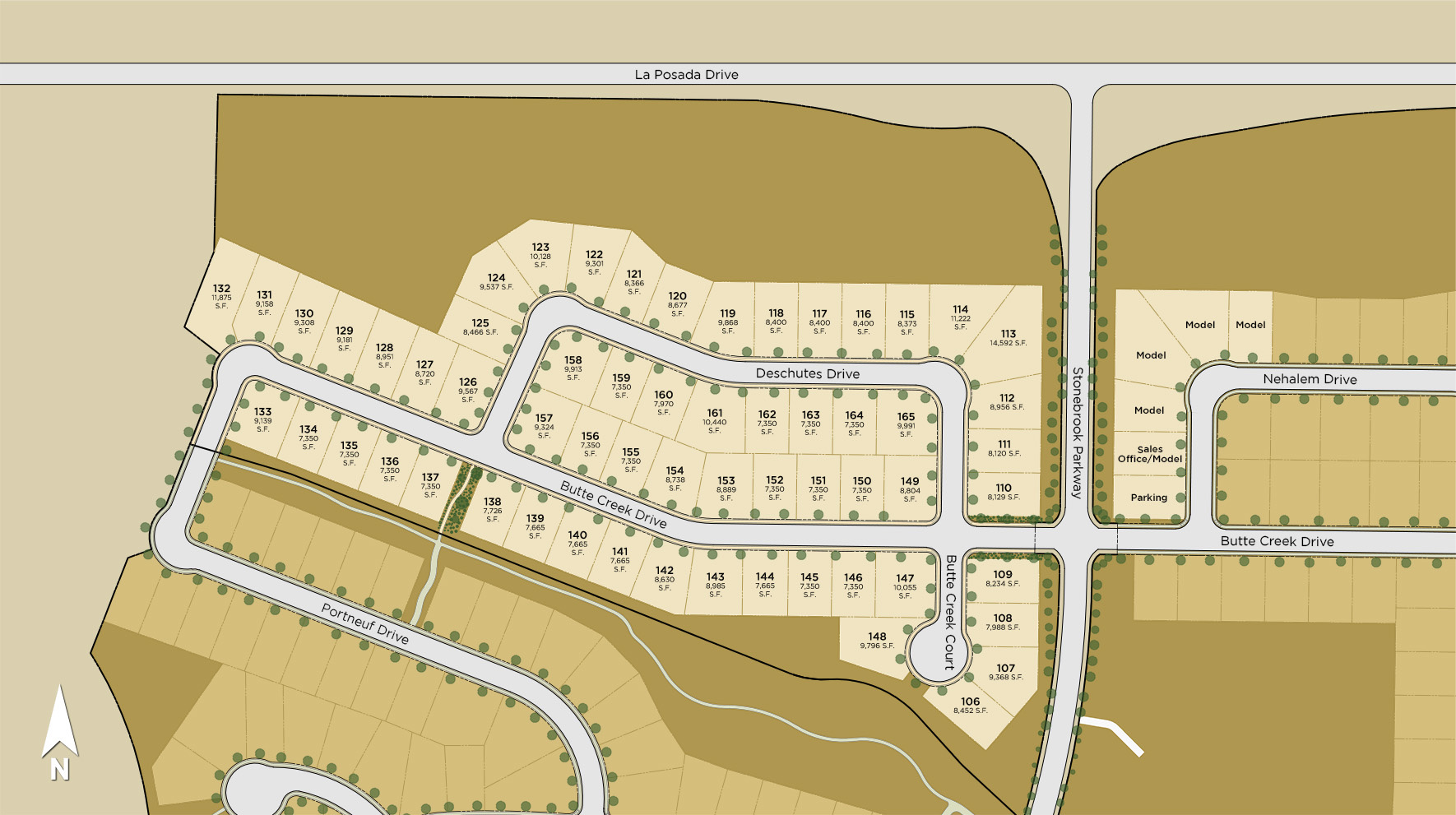 Alicante at Stonebrook Site Plan II