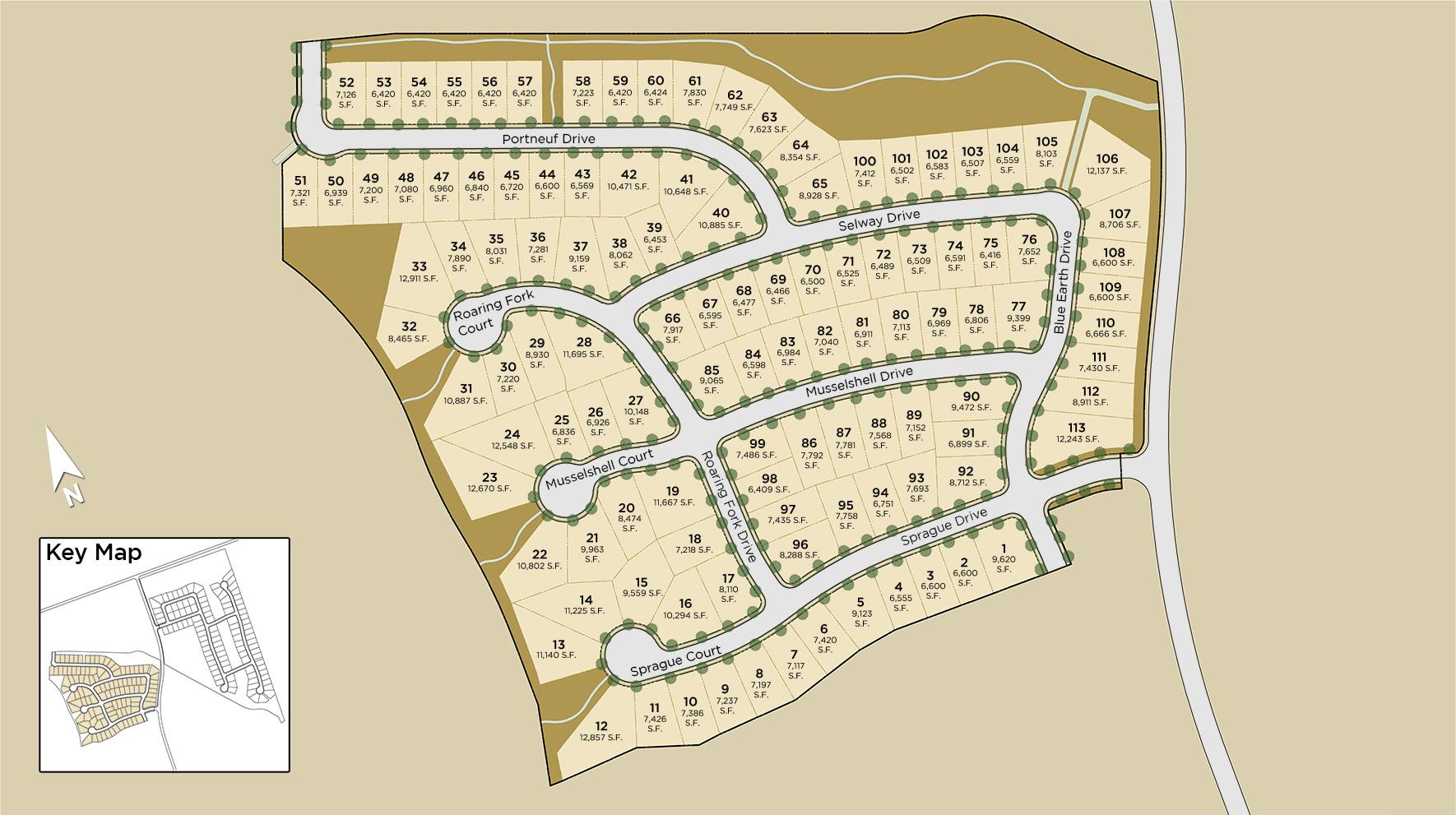 Catalina at Stonebrook Site Plan I