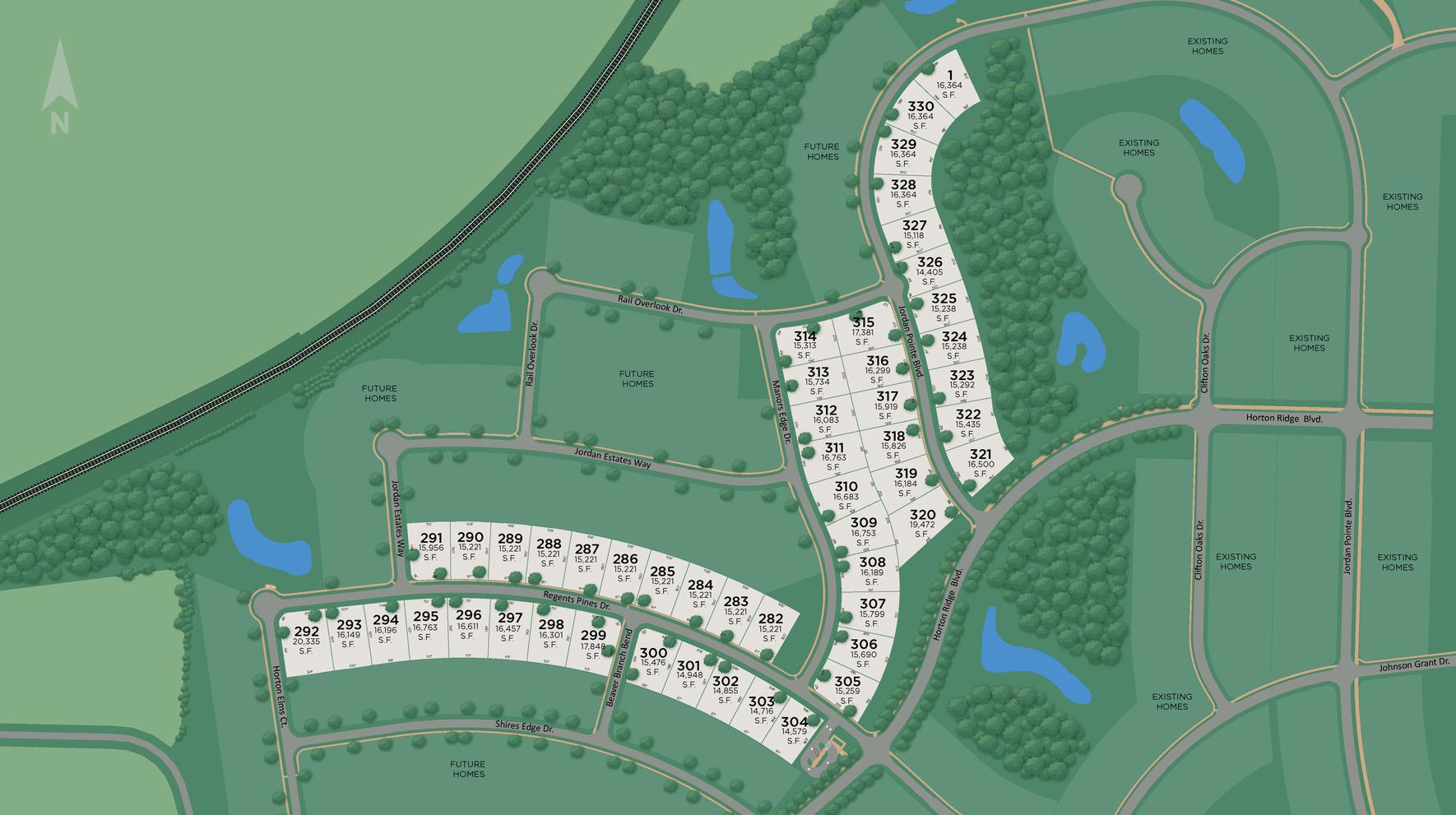 Jordan Pointe Site Plan II