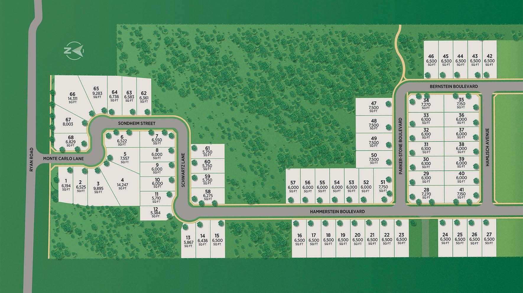 Parkvue Site Plan