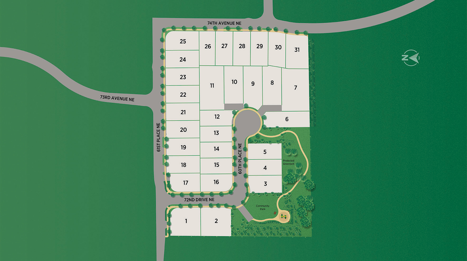 Harbor Vista Site Plan
