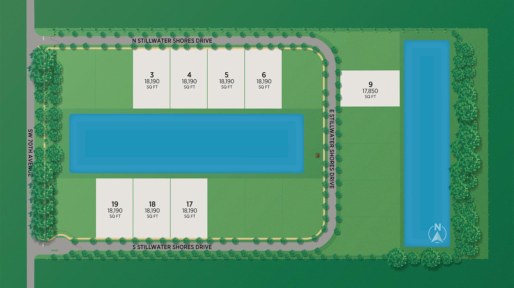 Stillwater Shores Site Plan