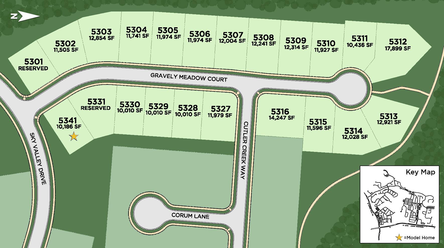 Dominion Valley Country Club - Villas Site Plan II