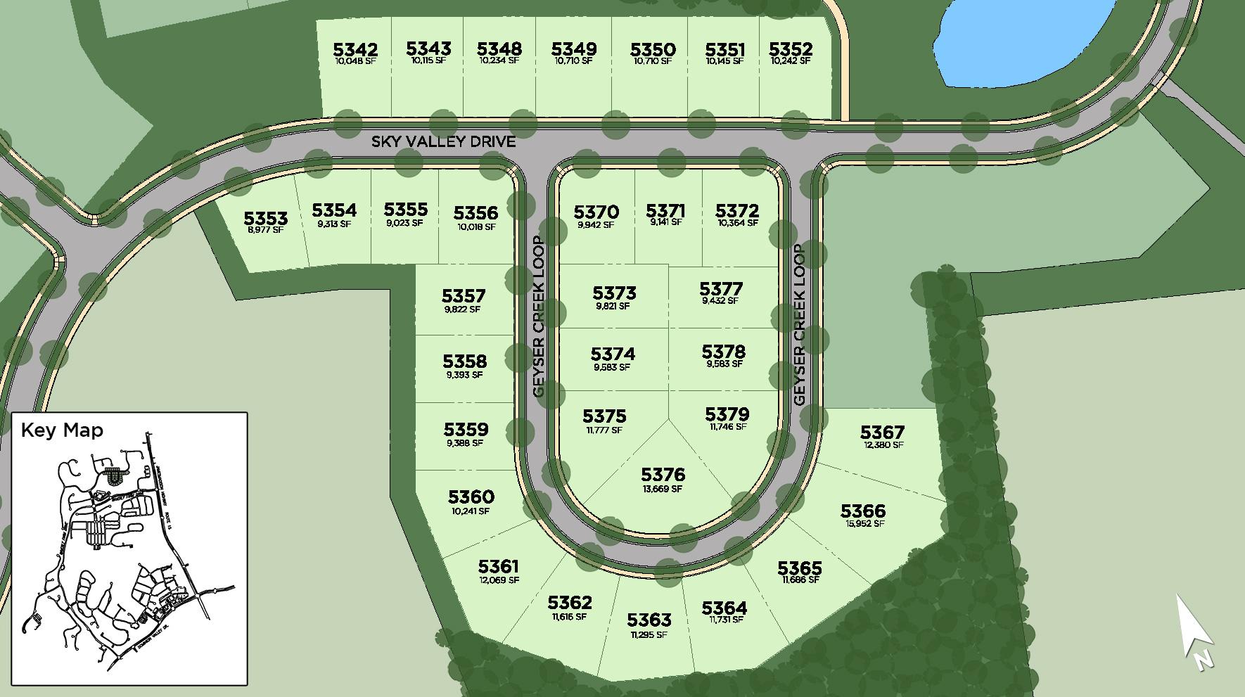 Dominion Valley Country Club - Carolinas Site Plan I