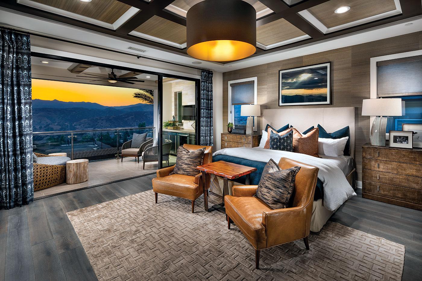 Montemar Model Master Bedroom