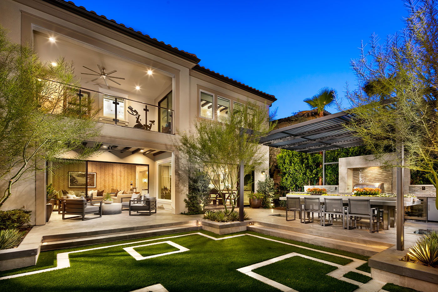 Moreno Backyard
