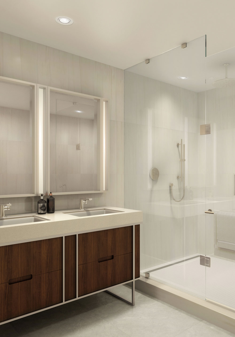 full bathroom at 1000 Maxwell Place