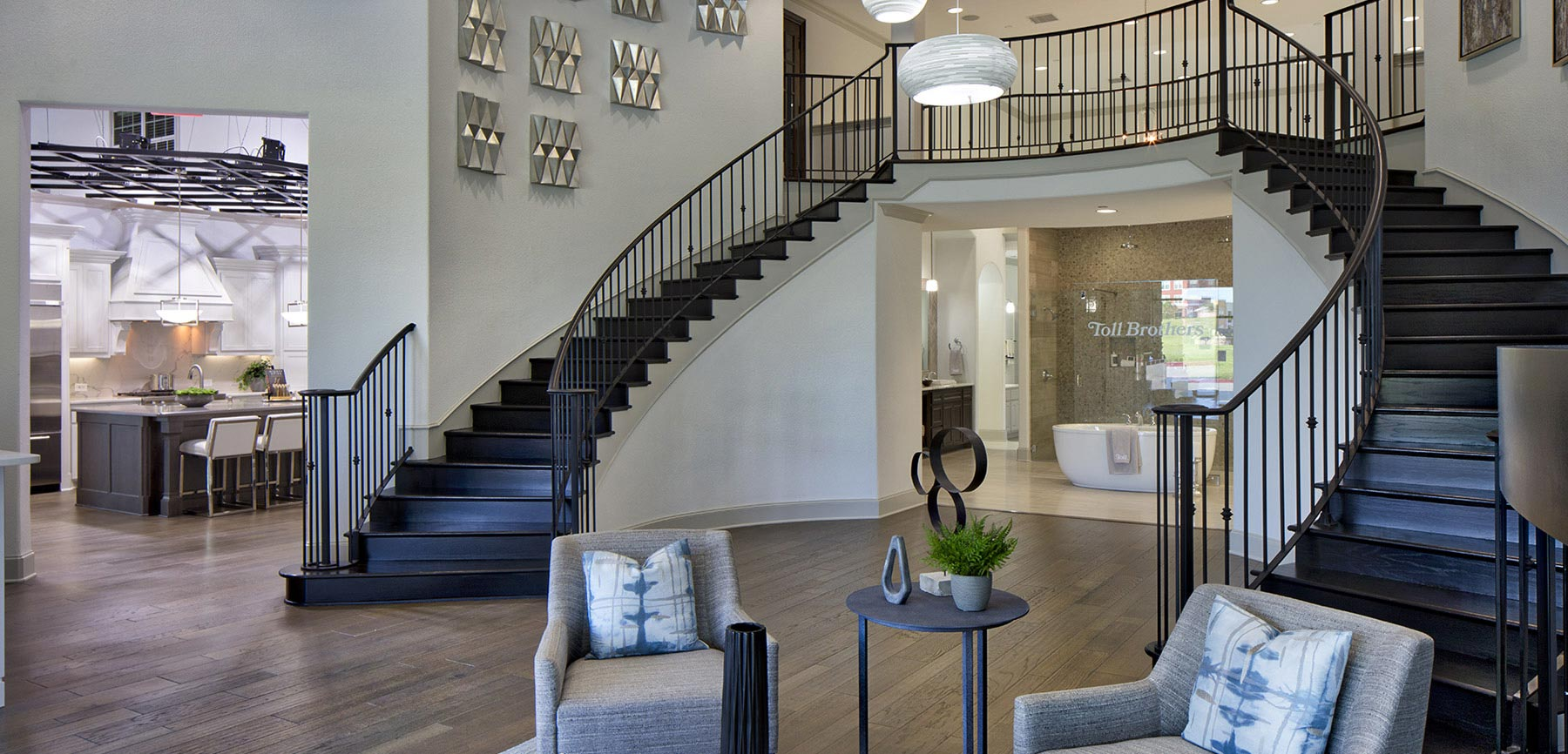 Toll Brothers Design Studio Dallas Tx