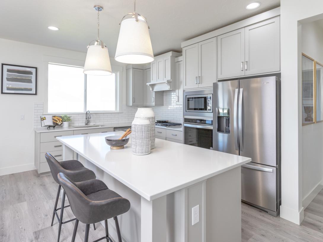 Convenient and modern kitchens