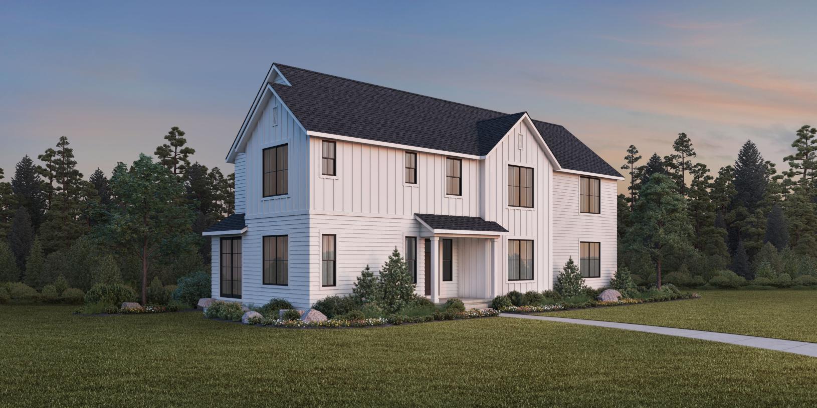 Hemlock - Modern Farmhouse