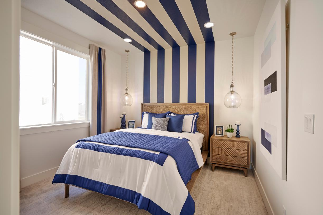 Secondary bedrooms