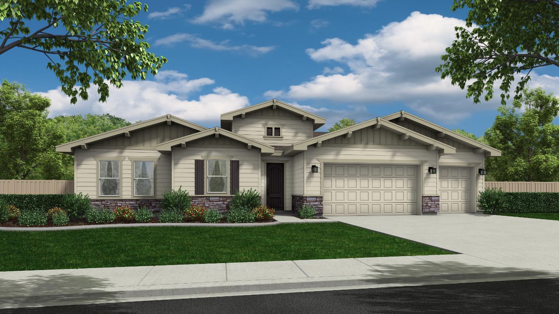 Holbrook -  California Craftsman