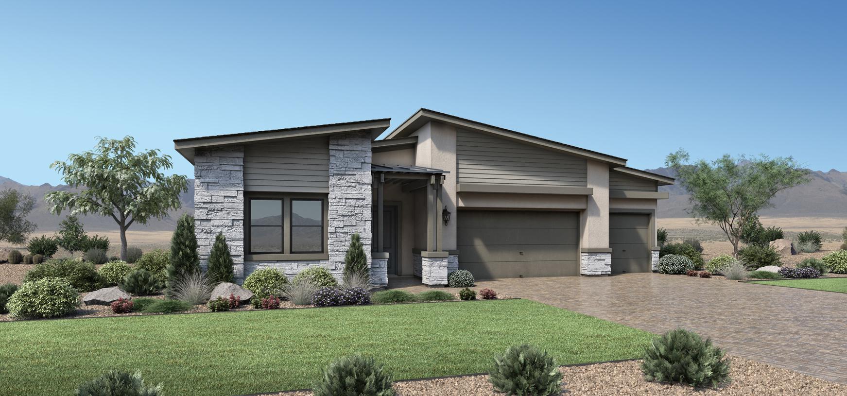 Aberdeen Elite -  Modern Ranch