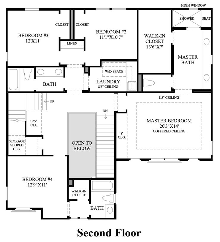 Lexington At Parkside The Denali Home Design