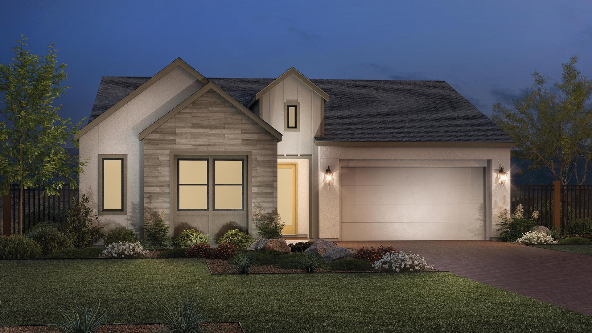 Copper View At Caramella Ranch The Addison Home Design