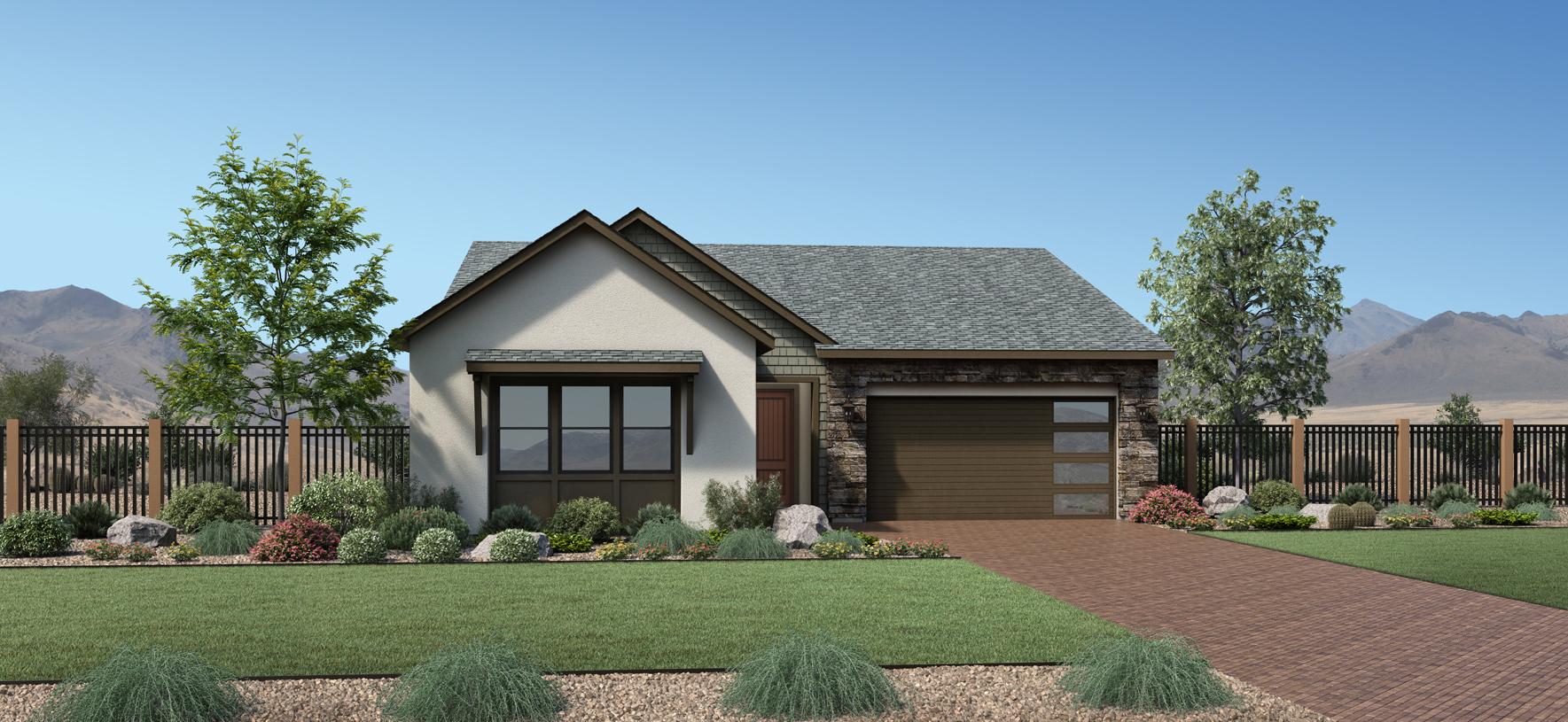 Addison -  Modern Ranch