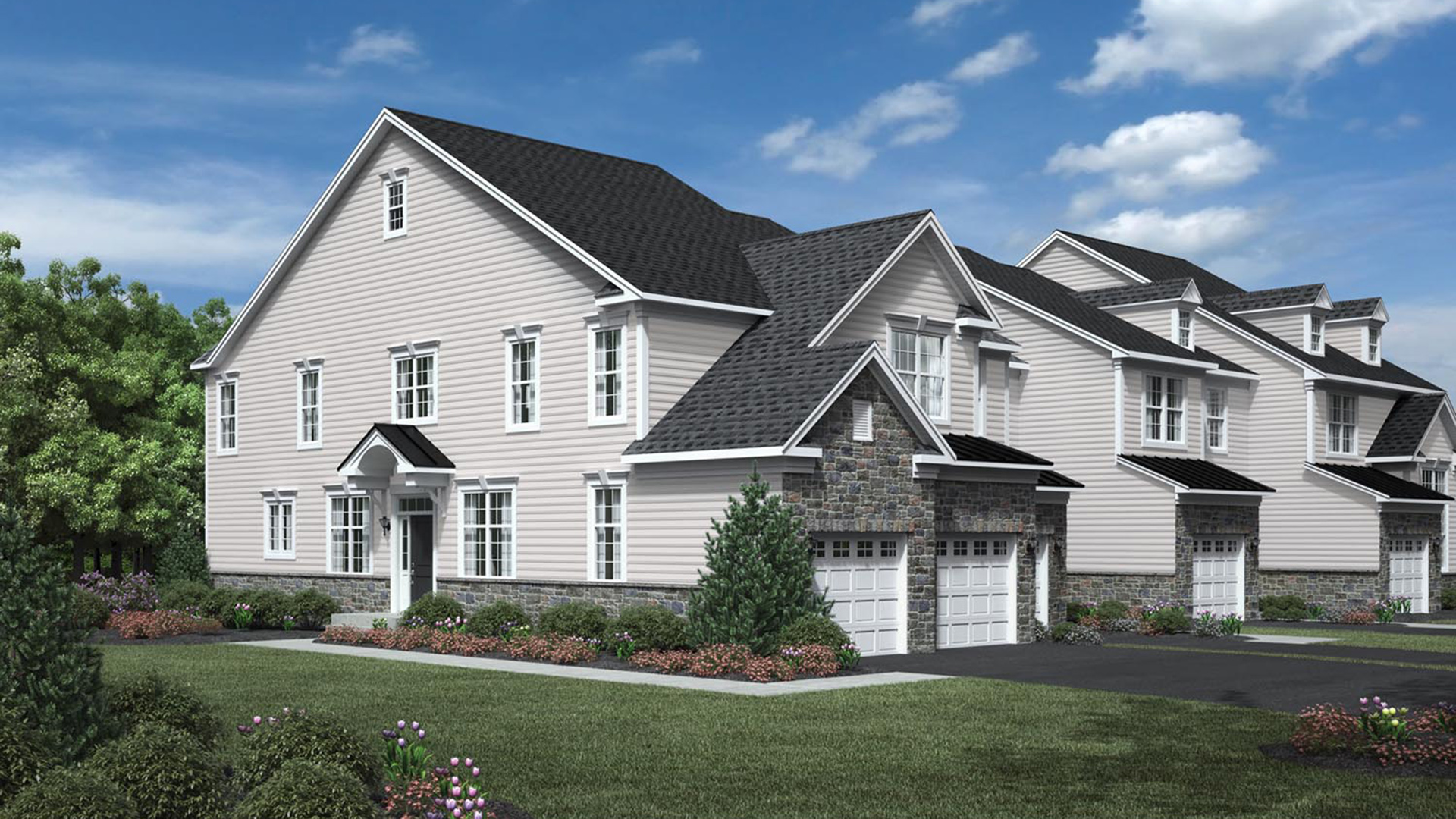 Conshohocken Pa Townhomes For Sale Oaks At Lafayette Hill