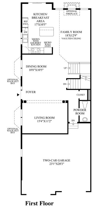 Alcott - 1st Floor