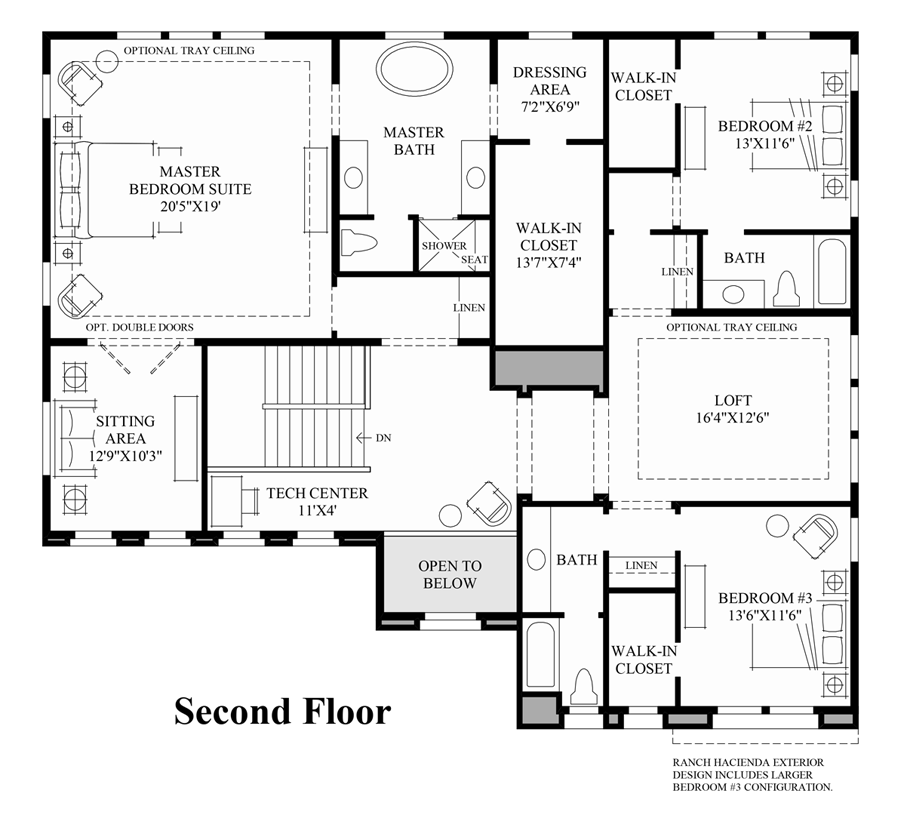 Toll Brothers Floor Plans Arizona
