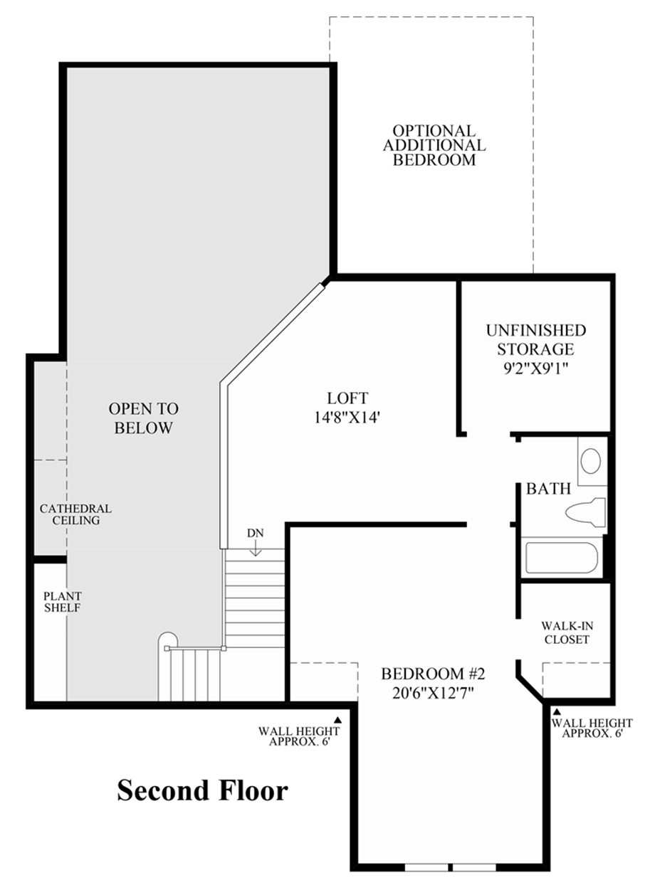 Floor Plan Toll Brothers Washington Free Home Design