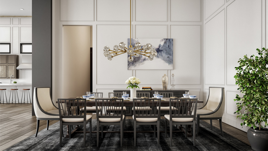 Dining Room – Conceptual