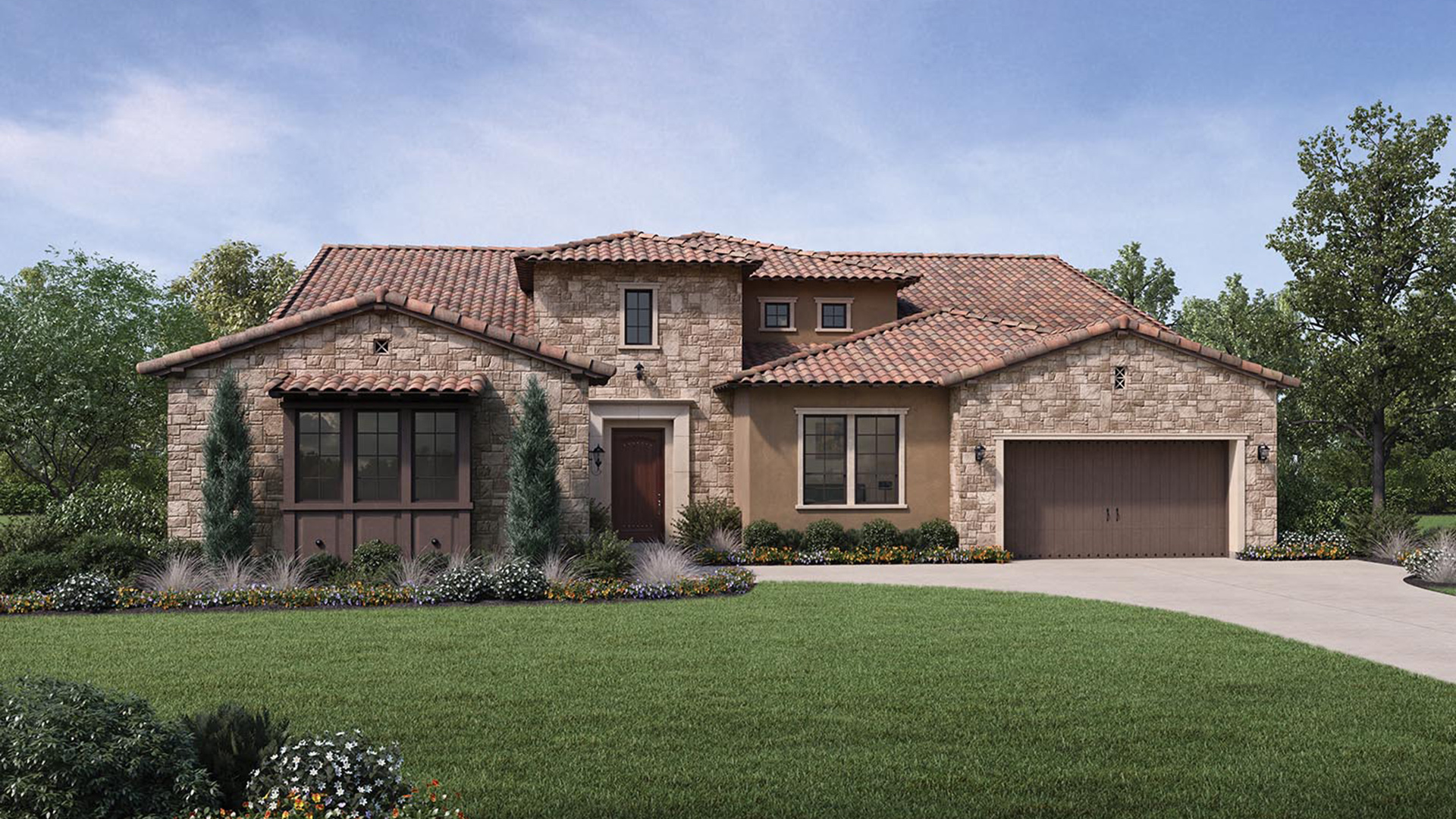 New luxury homes for sale in san diego ca palomar at - 4 bedroom house for sale san diego ...