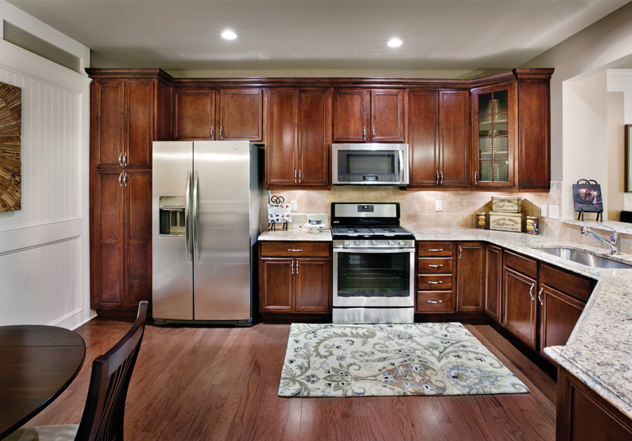 Newtown woods regency collection the alton grand iii home design Kitchen design newtown ct