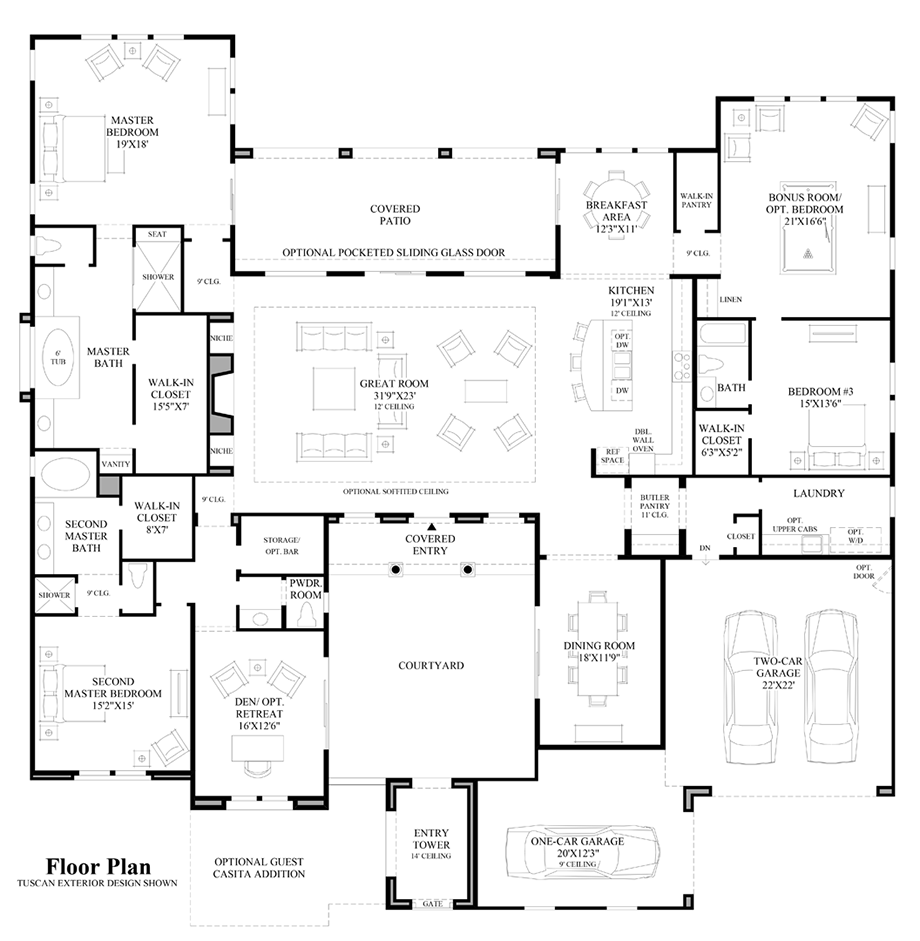 Design Your Own Home Toll Brothers: Toll Brothers At Escala: Luxury New Homes In Rancho Mirage, CA